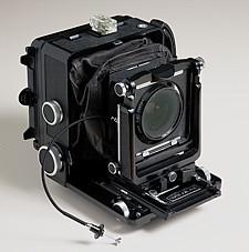 Description of 4x5 Technical Field Camera